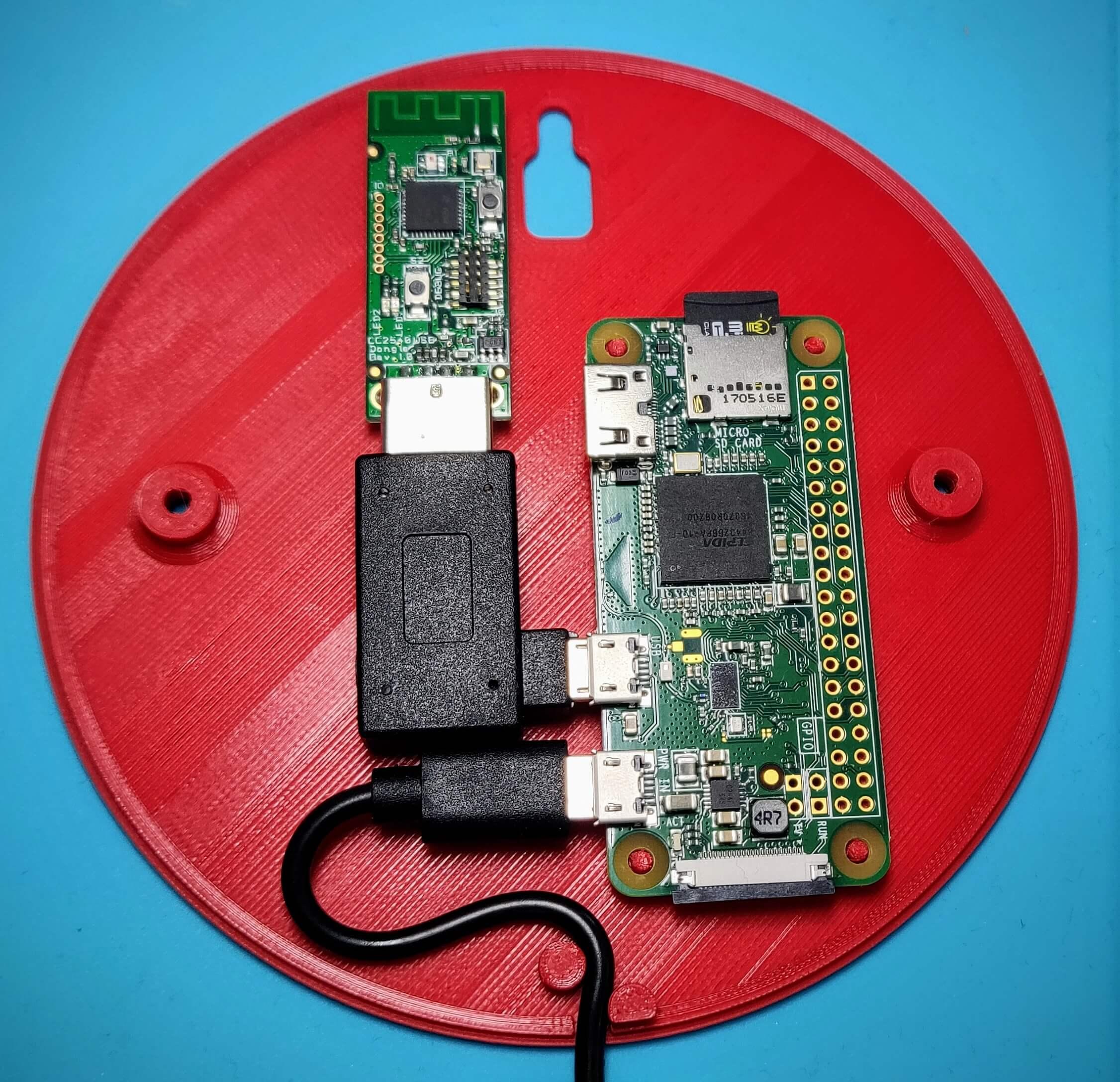 Raspberry pi sniffer
